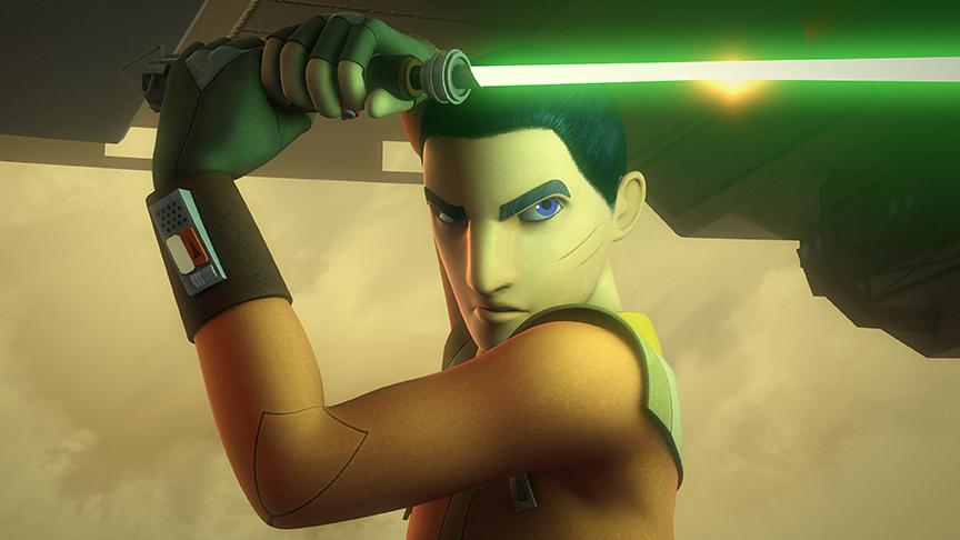 Star Wars Rebels : Bild