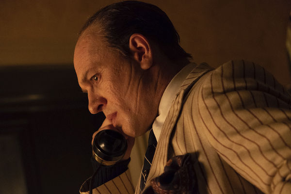 Capone : Bild Tom Hardy
