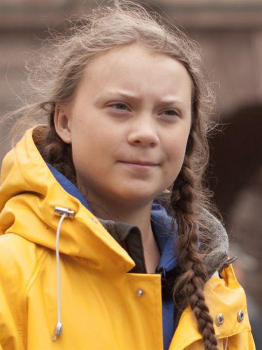 Kinoposter Greta Thunberg