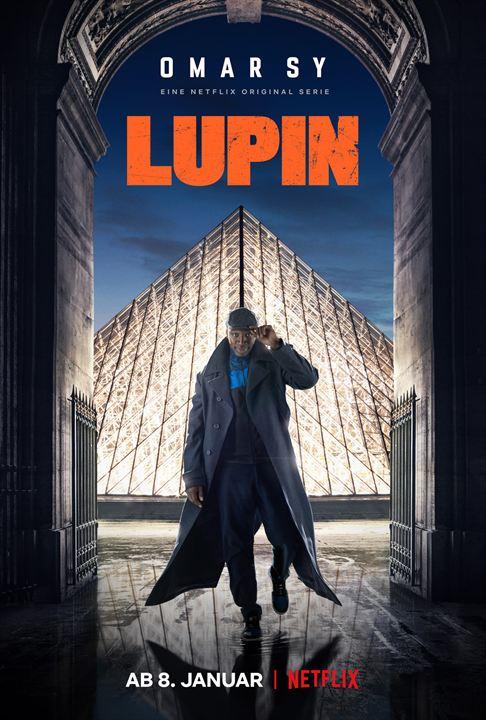 Lupin : Kinoposter