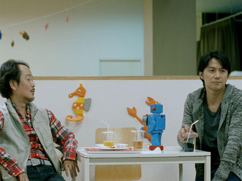 Like Father, Like Son : Bild Lily Franky, Masaharu Fukuyama