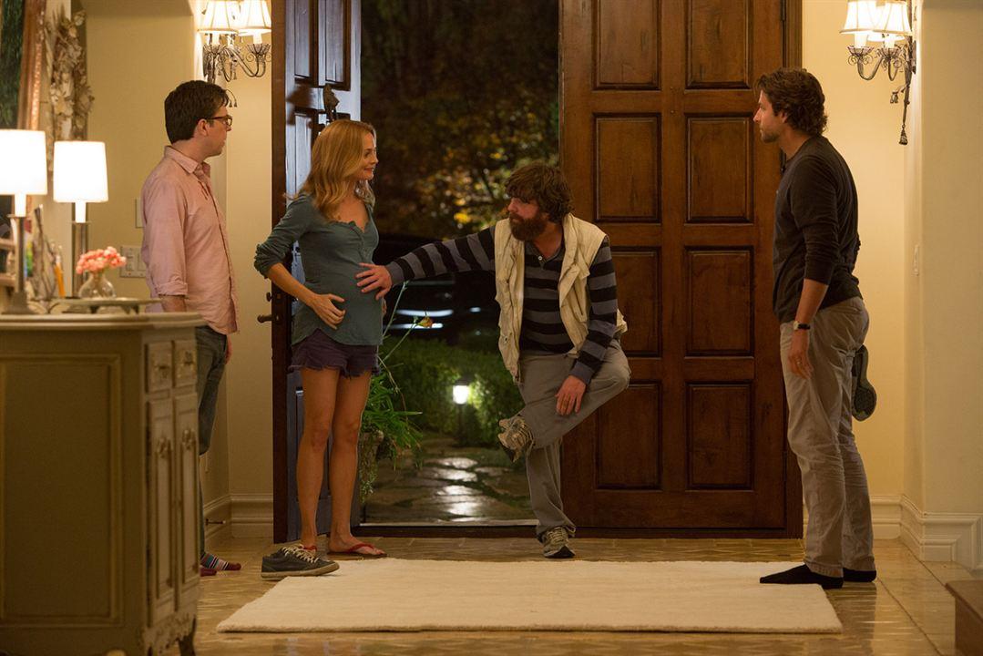 Hangover 3 : Bild Bradley Cooper, Ed Helms, Heather Graham, Zach Galifianakis