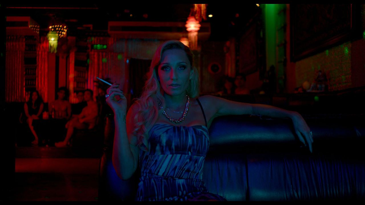 Only God Forgives : Bild Kristin Scott Thomas