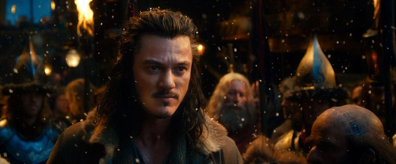 Der Hobbit: Smaugs Einöde : Bild Luke Evans