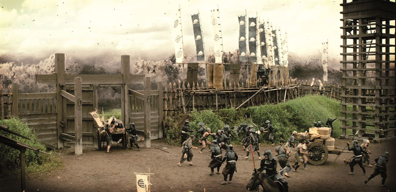 The Floating Castle - Festung der Samurai : Bild