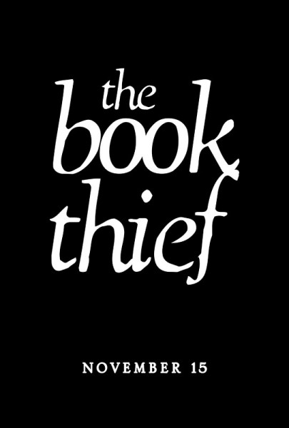 Die Bücherdiebin : Kinoposter