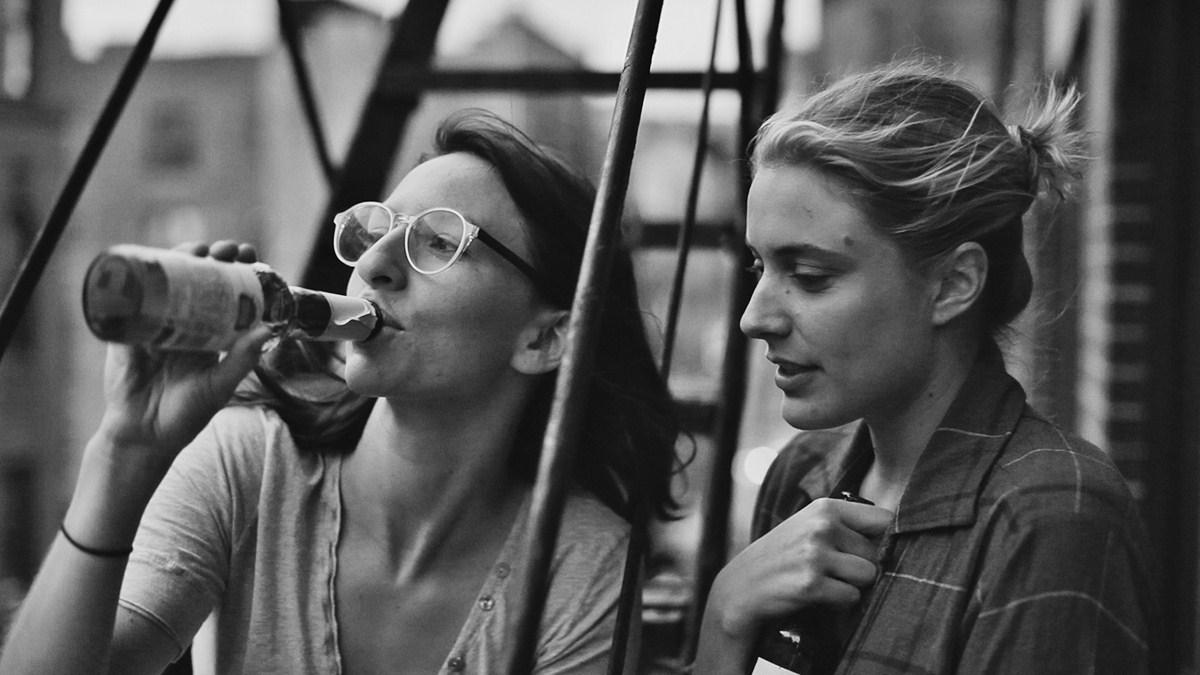 Frances Ha : Bild Greta Gerwig, Mickey Sumner