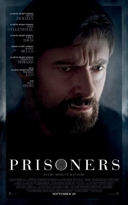 Prisoners : Kinoposter