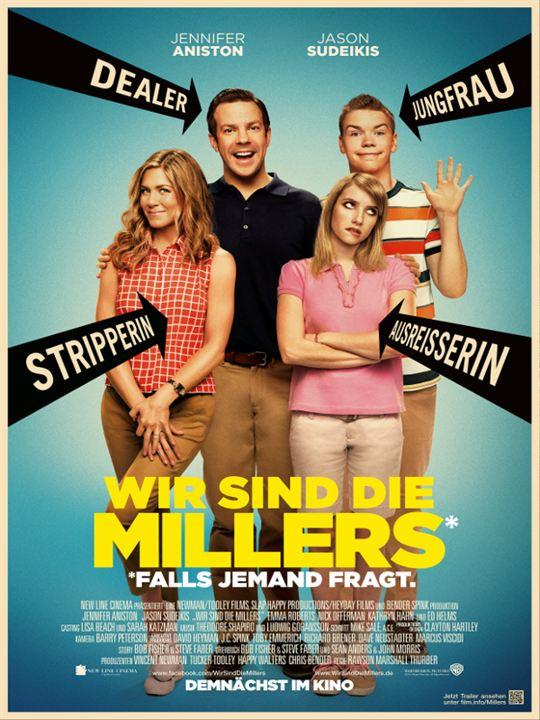 Wir Sind Die Millers Serie