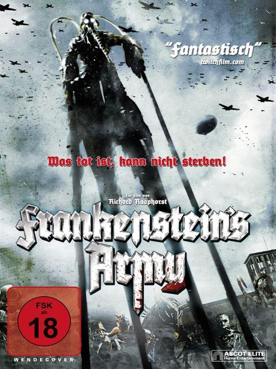 Frankenstein's Army : Kinoposter