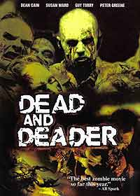 Dead And Deader : Kinoposter