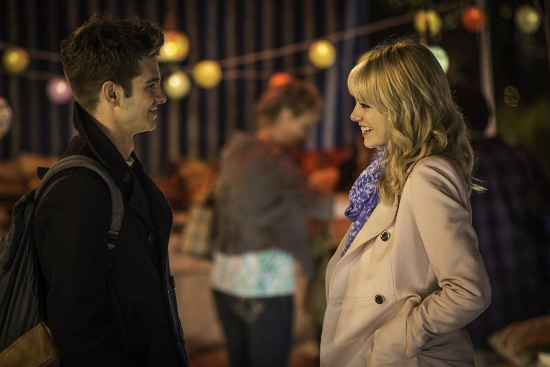 The Amazing Spider-Man 2: Rise Of Electro : Bild Andrew Garfield, Emma Stone