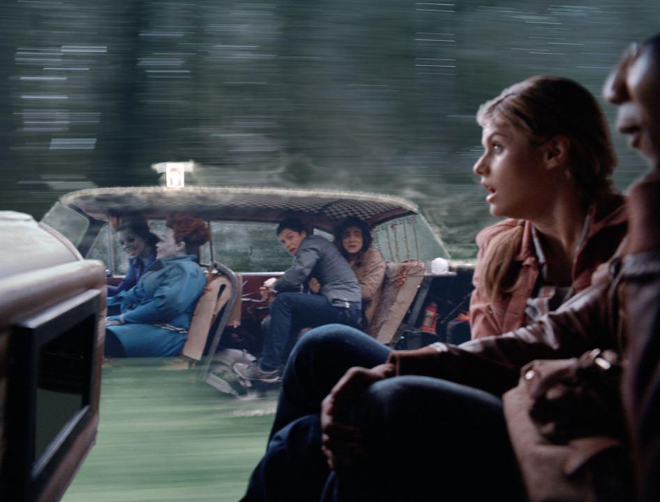 Percy Jackson 2: Im Bann des Zyklopen : Bild Alexandra Daddario, Logan Lerman