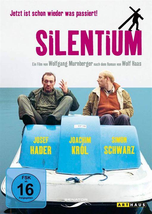 Silentium : Kinoposter