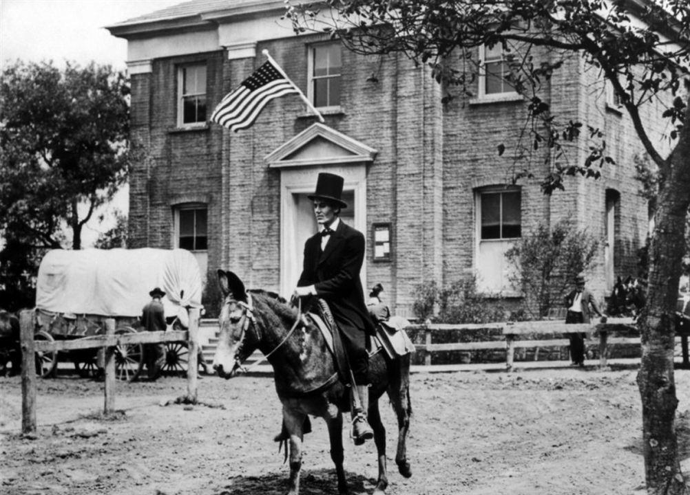 Der junge Mr. Lincoln : Bild Henry Fonda