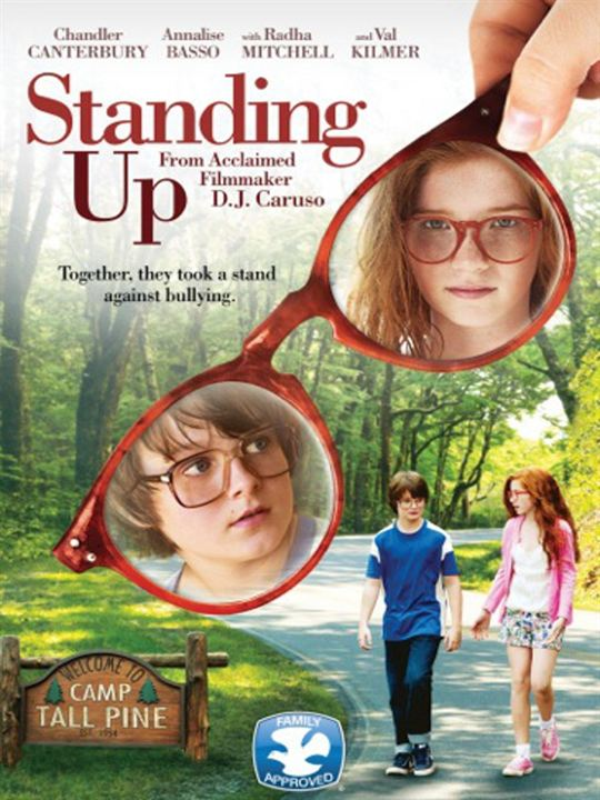Standing Up : Kinoposter