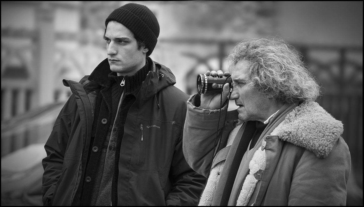 Jealousy : Bild Louis Garrel, Philippe Garrel