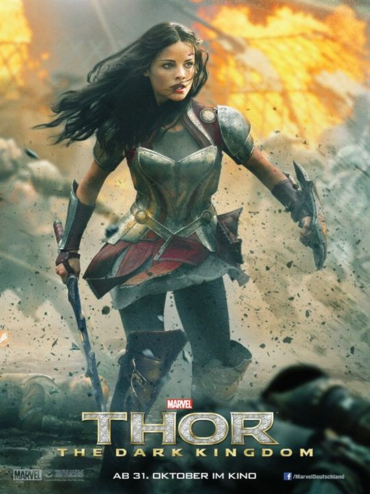 Thor 2 The Dark Kingdom