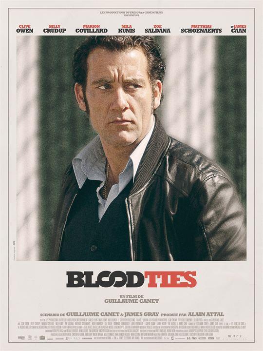 Blood Ties : Kinoposter