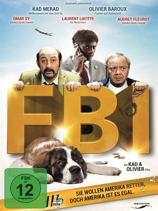 FBI - Female Body Inspectors : Kinoposter