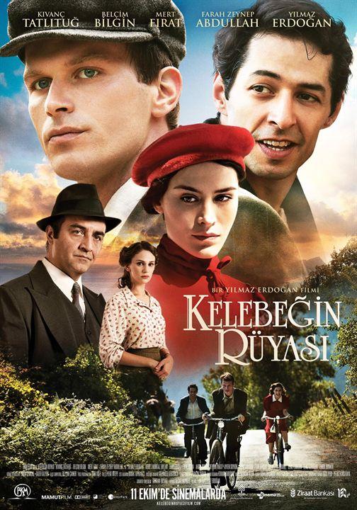 The Butterfly's Dream - Kelebegin Rüyasi : Kinoposter
