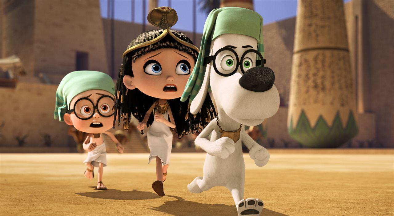 Die Abenteuer von Mr. Peabody & Sherman : Bild