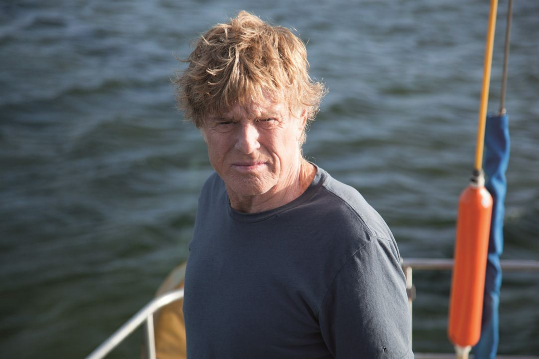 All Is Lost : Bild Robert Redford