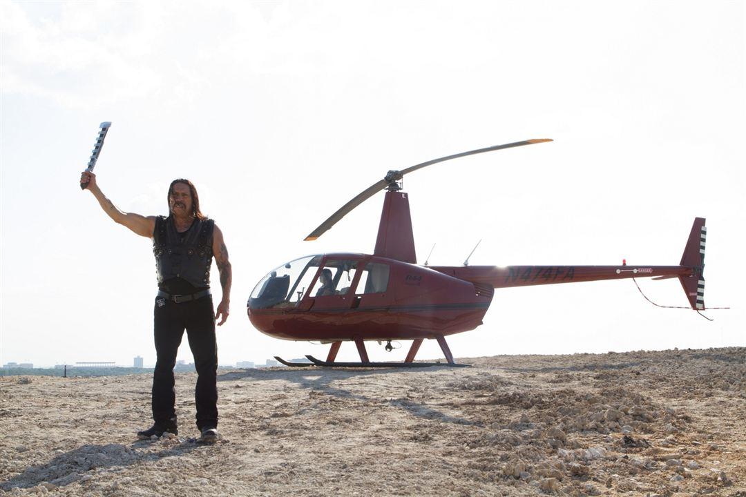Machete 2: Machete Kills : Bild Danny Trejo