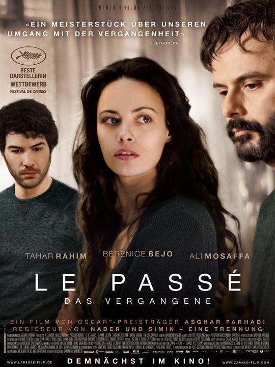 Le Passé - Das Vergangene : Kinoposter