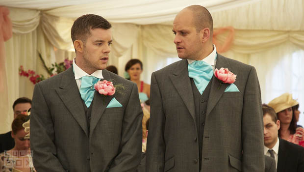 Bild Ricky Champ, Russell Tovey