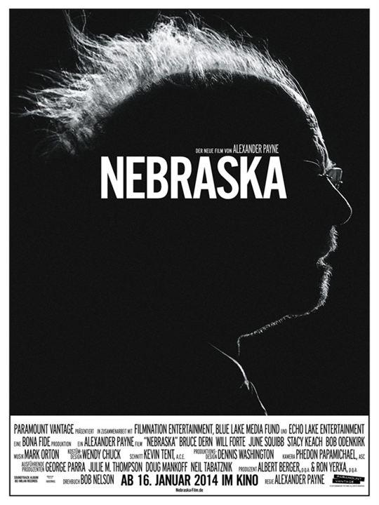 Nebraska : Kinoposter