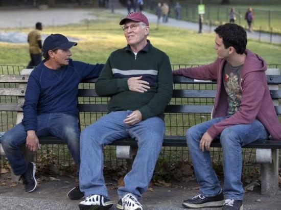 Bild Charles Grodin, Conor Romero, Michael J. Fox