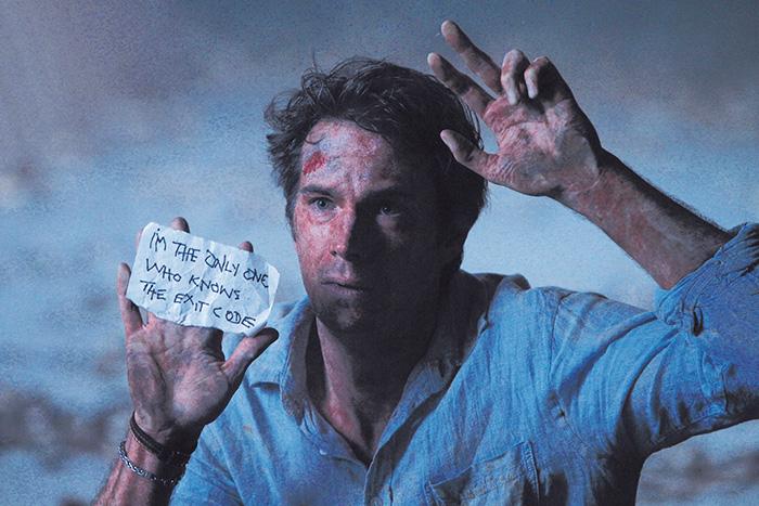 The Philosophers - Wer überlebt? : Bild James d'Arcy