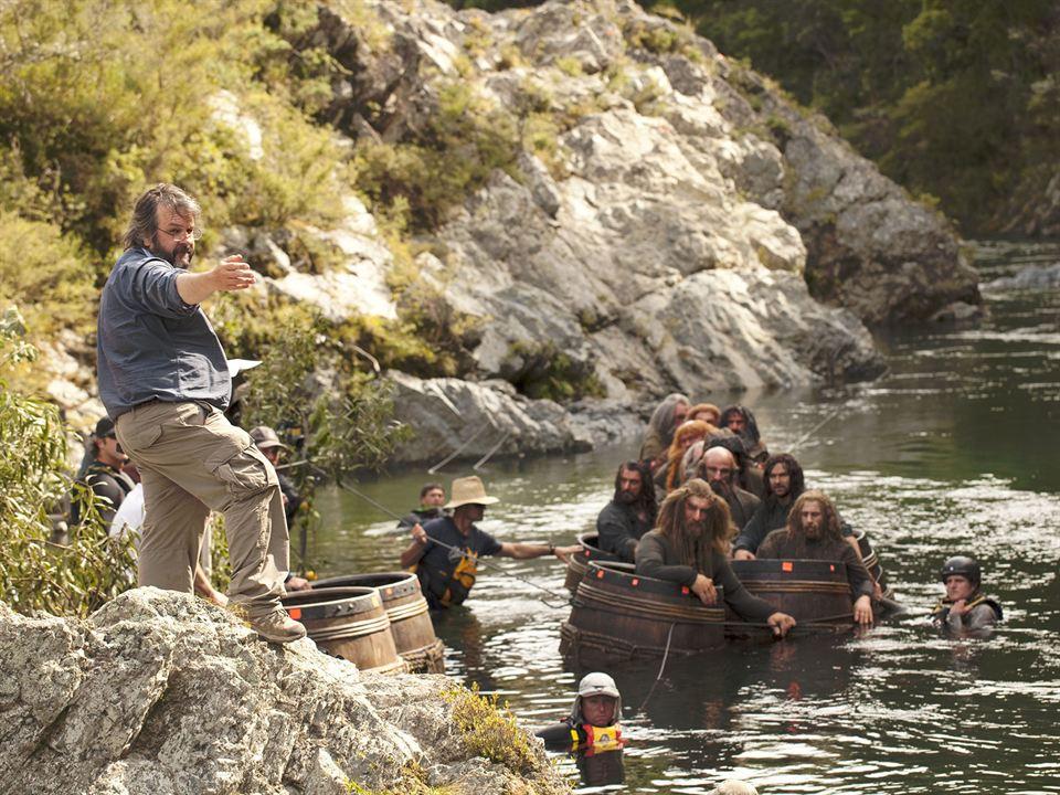 Der Hobbit: Smaugs Einöde : Bild Peter Jackson