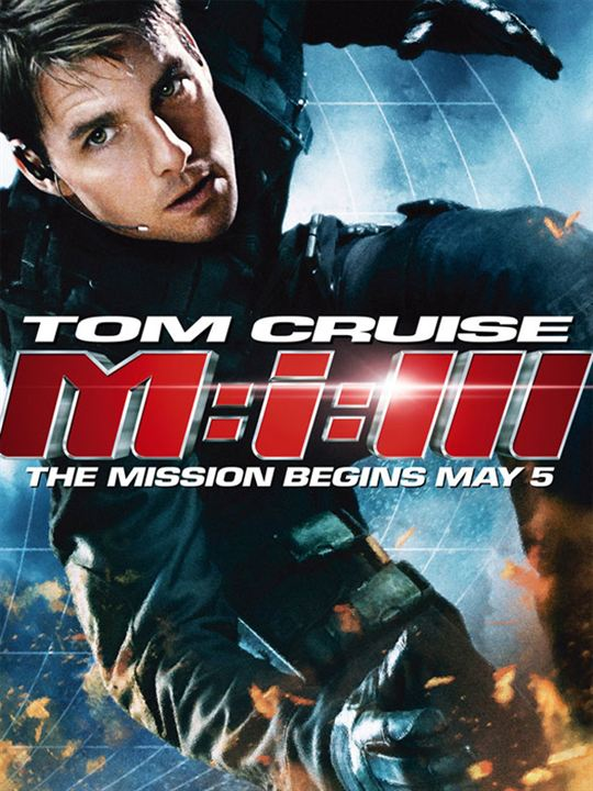 Mission: Impossible III : Kinoposter
