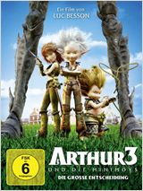 Arthur und die Minimoys 3