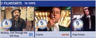 Die FILMSTARTS-TV-Tipps (13. Mai - 19. Mai)
