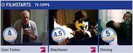 Die FILMSTARTS-TV-Tipps (17. bis 23. Februar)