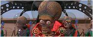 """Da bleibt euch die Spucke weg: Unglaubliches Face-Painting zu Tim Burtons """"Mars Attacks"""""""