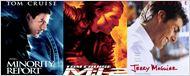 Wenn den Poster-Designern die Ideen ausgehen: 12 x Tom Cruise im Profil