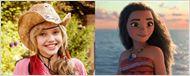 """Vaiana"": Disneys Weihnachtsfilm holt ""Bibi & Tina""-Star Lina Larissa Strahl und Andreas Bourani als Sprecher an Bord"