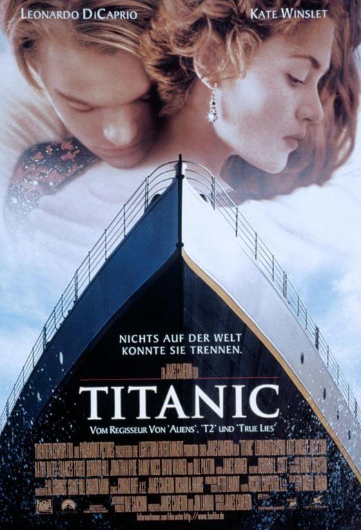 Titanic : Kinoposter