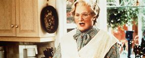 """Mrs. Doubtfire"": Robin Williams in rührenden geschnittenen Szenen aus dem Filmklassiker"