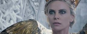 """The Huntsman & The Ice Queen"": Neuer Trailer mit Chris Hemsworth, Charlize Theron, Emily Blunt und Jessica Chastain"