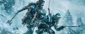 """Abgefahren: """"Game Of Thrones""""-Star Kristofer Hivju fährt als Krieger im Trailer zum Actioner """"The Last King"""" Ski"""