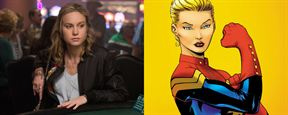 "Offiziell: Oscar-Preisträgerin Brie Larson wird zur Superheldin ""Captain Marvel"""