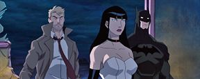 """Erster, acht Minuten langer Teaser zum DC-Animationsfilm """"Justice League Dark"""" – mit Matt Ryan als Constantine"""