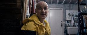 """""""Split"""": James McAvoy hat viele Persönlichkeiten im deutschen Trailer zu M. Night Shymalans Thriller"""