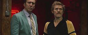 """""""Dog Eat Dog"""": Nicolas Cage und Willem Dafoe als brutale Gangster im ersten Trailer zu Paul Schraders irrem Thriller"""