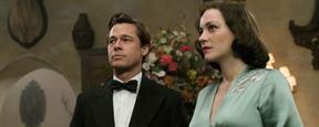 """Brad Pitt und Marion Cotillard sind verliebte Spione im neuen deutschen Trailer zu """"Allied - Vertraute Fremde"""""""